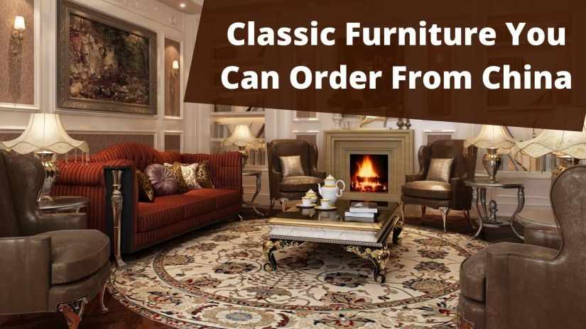 Classic Furniture You Can Order From, What Is Classic Furniture Style